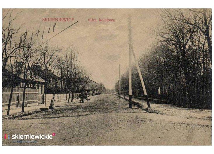 Skierniewice - ul. Kolejowa