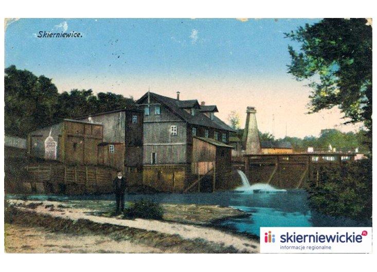 Młyn w Skierniewicach
