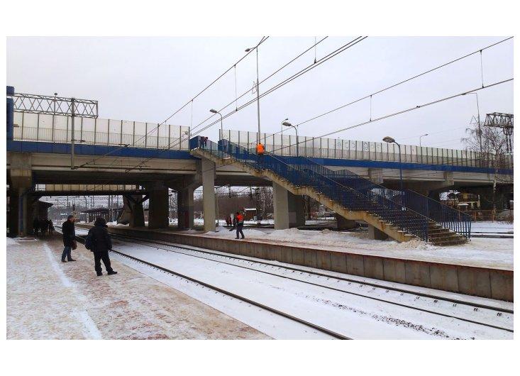 Dworzec w Sk-cach