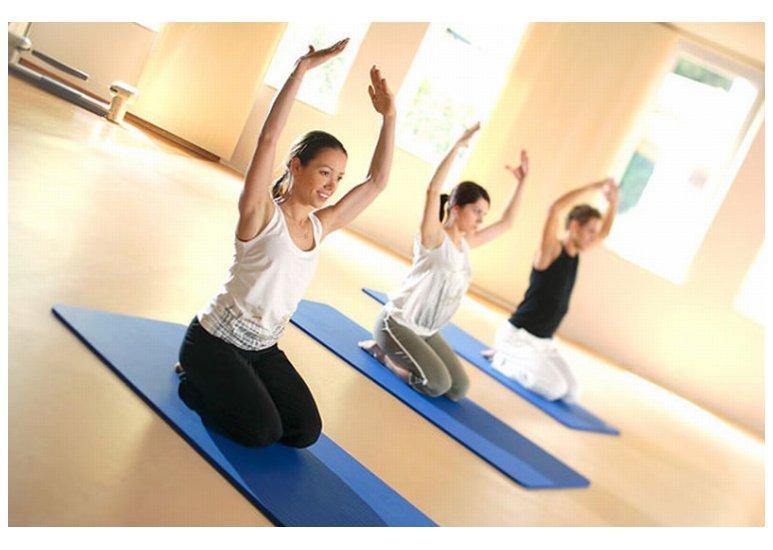 ćwiczenia metodą Pilatesa