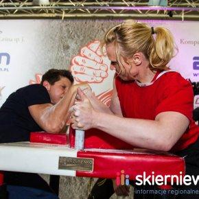 Mistrzostwa  Polski w Arm Wrestlingu w Skierniewicach