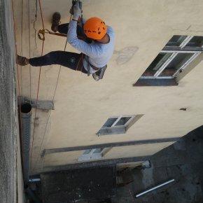 AlpinJob - alpinistyczne prace na wysokościach