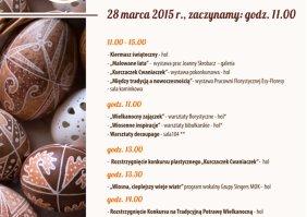 Wielkanoc Smakosza w skierniewickim MOK- u