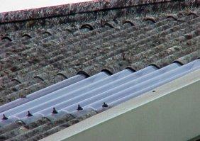 W gminie Skierniewice odbierają azbest