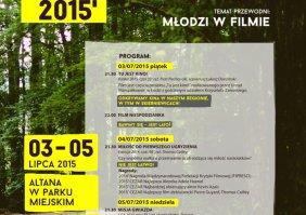 Skierniewicki Plener Filmowy 2015