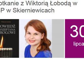 Spotkanie autorskie w MBP w Skierniewicach