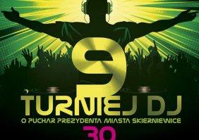 IX Turniej DJ-ów już w najbliższą niedzielę