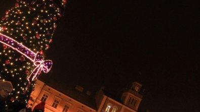 Świąteczna iluminacja miejska już działa