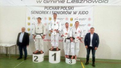 Judoka Paweł Mróz z kwalifikacją do Pucharu Świata
