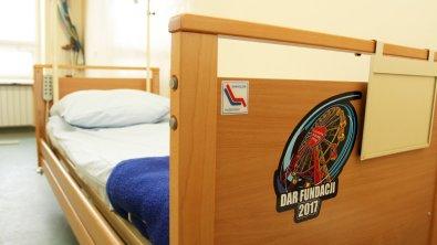 Kolejne łóżka od WOŚP dla szpitala w Skierniewicach