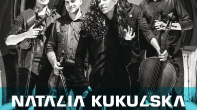 Koncert Natalii Kukulskiej & Atom String Quartet