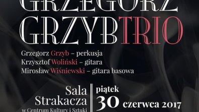 Klub Jazzowy Swing: Grzegorz Grzyb Trio