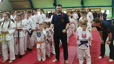 Sukces młodych karateków Academii Gorila Skierniewice