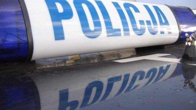 Rowerzysta potrącił pieszego na wiadukcie w Skierniewicach i uciekł