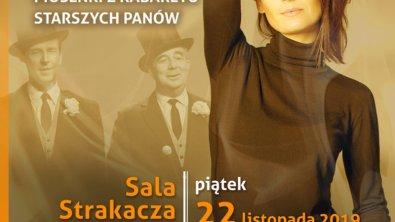 Klub jazzowy SWING: Aneta Figiel - Piosenki z Kabaretu Starszych Panów