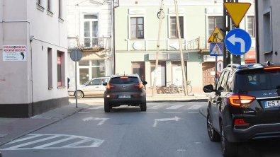 Zmiany organizacji ruchu w ulicy Mireckiego