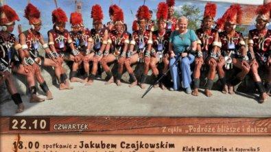IV Skierniewicki Festiwal Podróżniczy