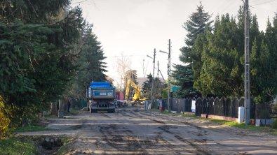 Miasto podpisało umowę na modernizację dróg na os. Halinów