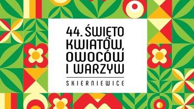 44. Święto Kwiatów, Owoców i Warzyw - program